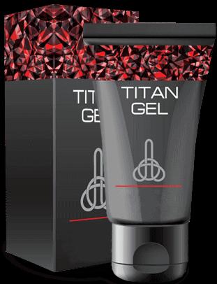 Penis Vergrößerung Titan Gel