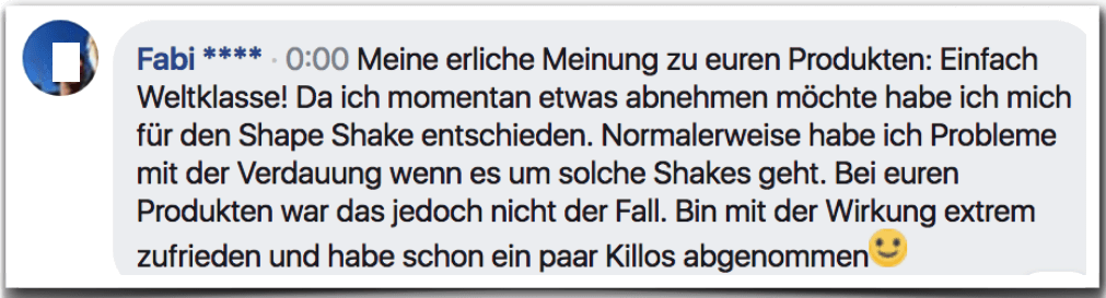 Facebook Kommentar zu Foodspring