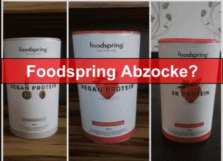 Foodspring Erfahrungen Test Gutschein Titelbild (1) (1)