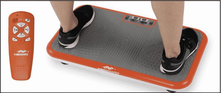 Vibrationsplatte Vibro Shaper