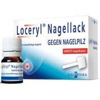 Loceryl Nagellack ist nicht zu empfehlen