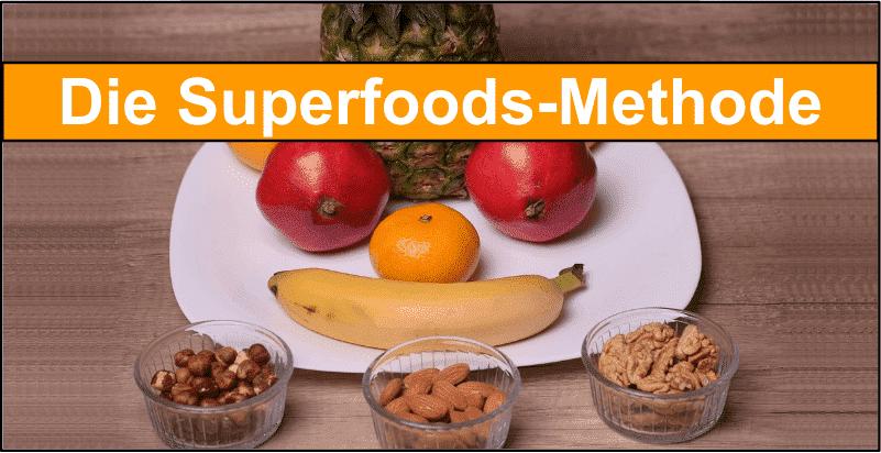 Superfoods bauchfett verlieren