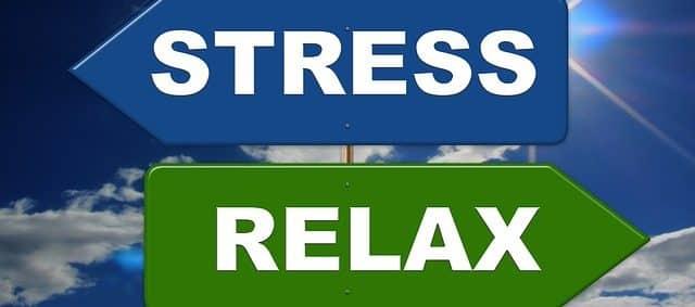 stress gegen bauchfett