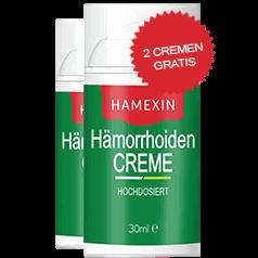 Hämorrhoiden Salbe Hamexin Creme