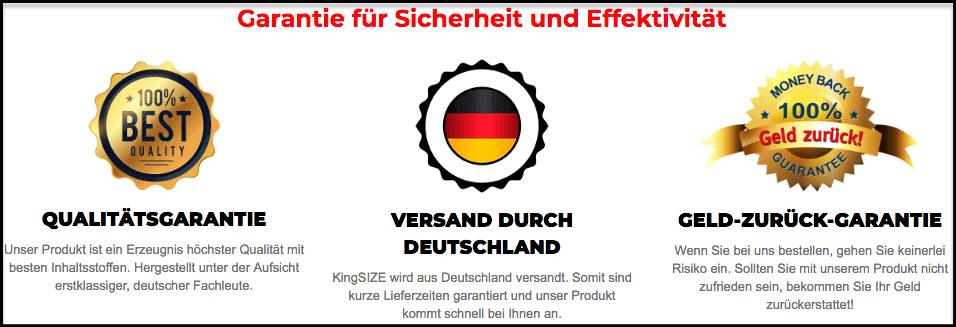 Penis vergrößern Zertifiziert in Deutschland