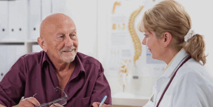 Potenzmittel Arzt aufsuchen