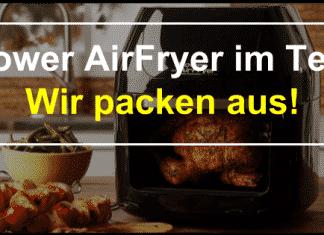 Power AirFryer Titelbild