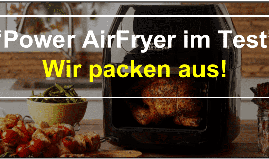 Power AirFryer Titelbild
