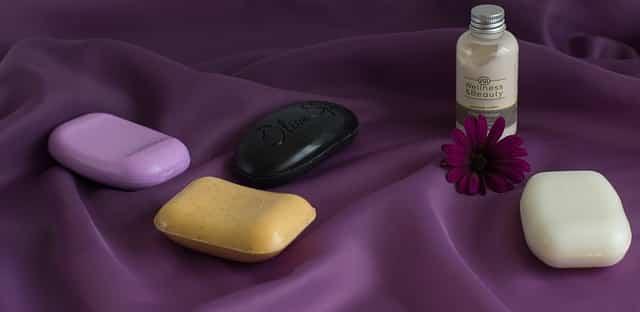 Schwarze Seife gegen Cellulite