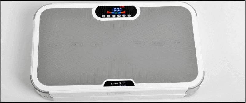 Skandika 900 Vibrationsplatte abbildung