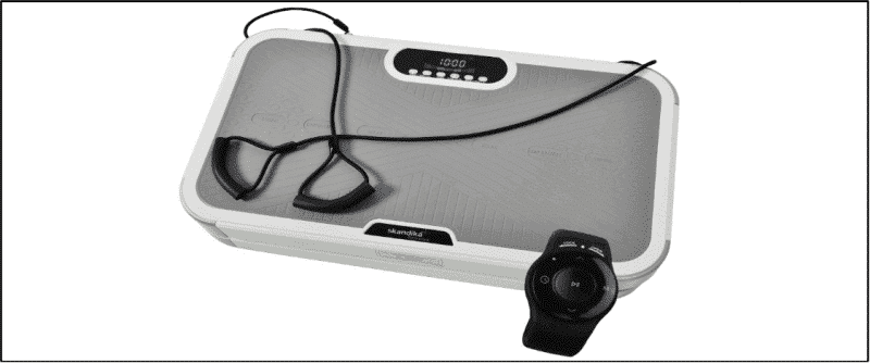Skandika Vibrationsplatte 900 Plus Abbildung