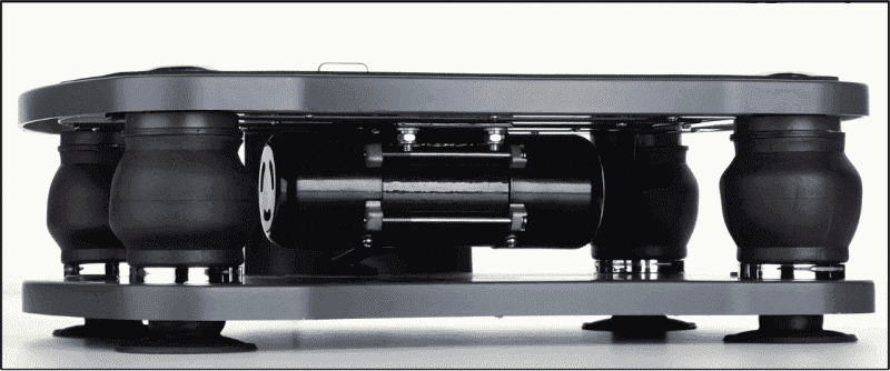 Vibrationsplatte Skandika Home 500 Abbild