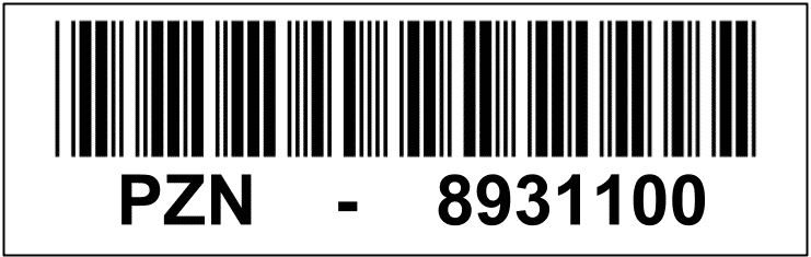 slim xr pzn nummer 893100
