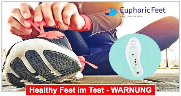 Achtung ᐅ Healthy Feet Einlegesohle Billige Kopie überzeugt Nicht