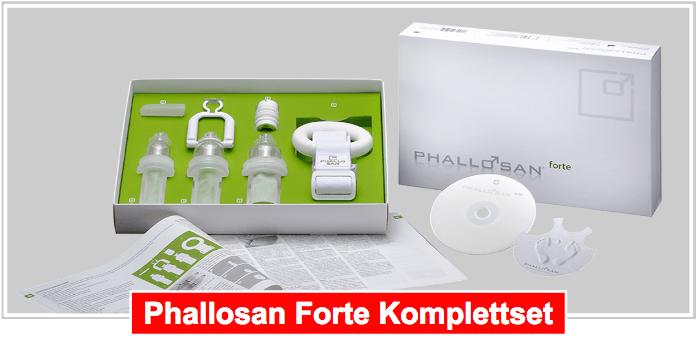 Phallosan Komplettset