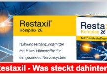 Restaxil Titelbild