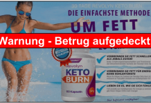 Revolyn Keto Burn Titelbild