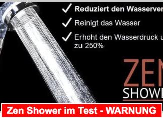 Zen Shower Titelbild