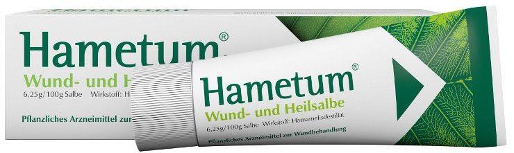 Hametum Wund- und Heilsalbe neu