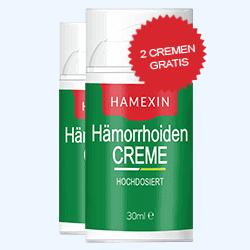 Hamexin Hämorrhoiden Salbe Creme