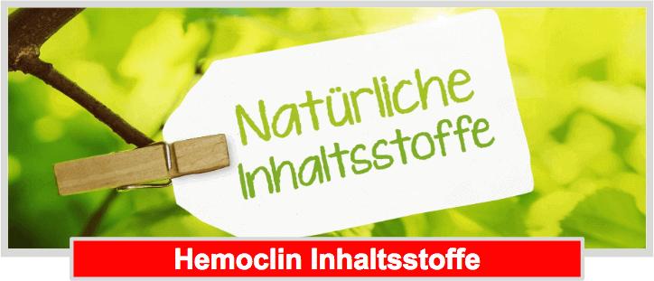 Hemoclin Inhaltsstoffe