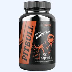 ICG Pitbull Testosteron Booster