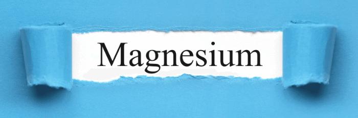 Mit Magnesium Testosterorn steigern
