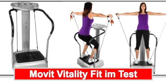 Movit Vitality Fit Titelbild