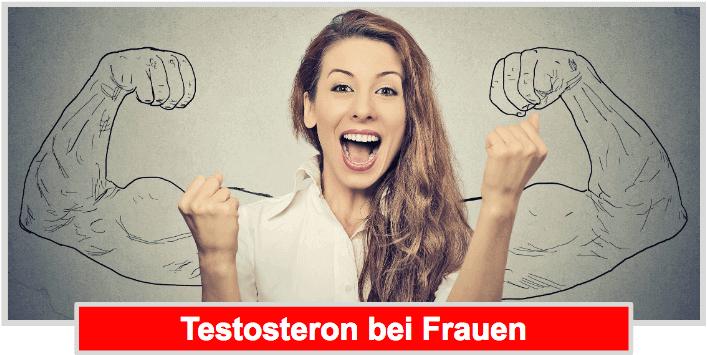 Testosteron bei Frauen
