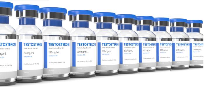 Testosteron steigern mittels Testosteronersatztherapie