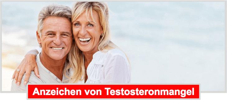 Testosteronmangel Anzeichen