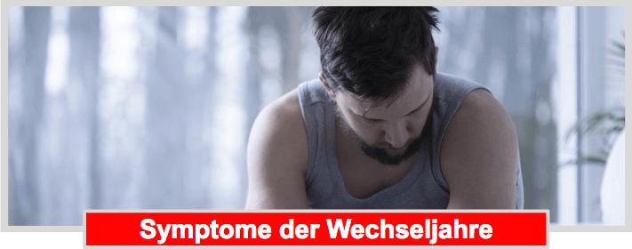 Wechseljahre mann symptome