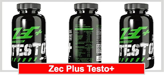 Zec plus Testo+