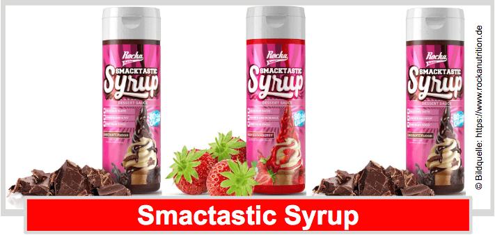 Rocka Nutrition Smactastic Syrup