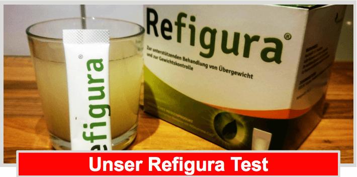 Unser Refigura Test