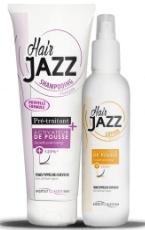 Hair Jazz Produktverpackung Tabelle
