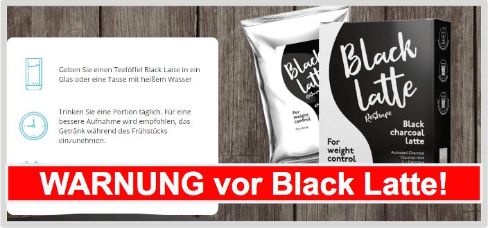black latte kaufen dm