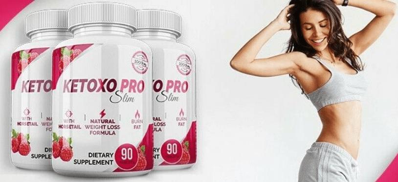 Ketoxo Pro Slim