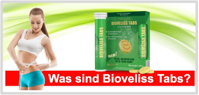Was sind Bioveliss Tabs