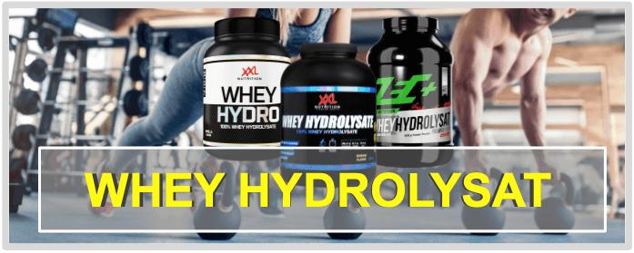 Whey Test Hydrolysat