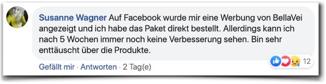 BellaVei Erfahrungen Erfahrungsberichte Facebook