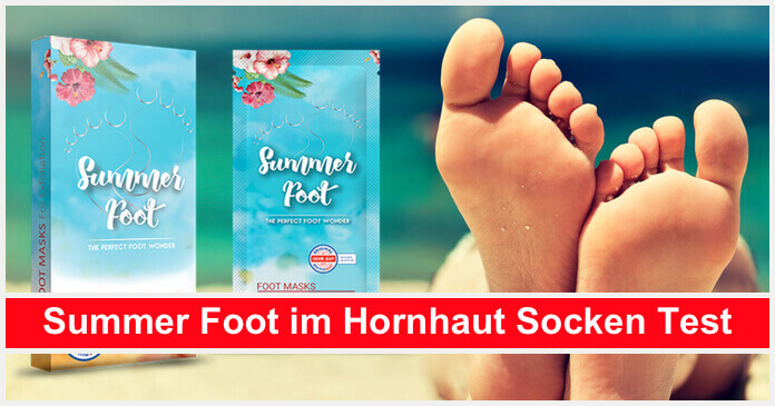 Hornhaut Socken Test Summerfoot