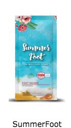 Summer Foot Hornhautsocken