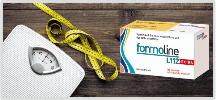 FormolineL112 Extra Abnehmtabletten
