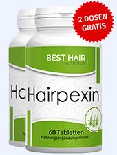 Hairpexin Produktabbild