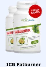 ICG Fatburner Tabelle