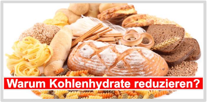 Kohlenhydrate reduzieren