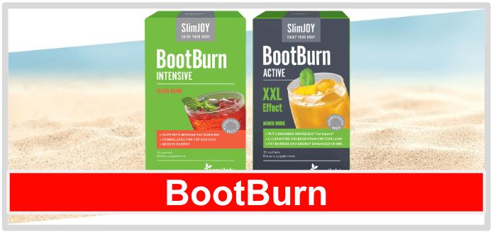 Slimjoy Bootburn Intensive Bootburn Active XXL