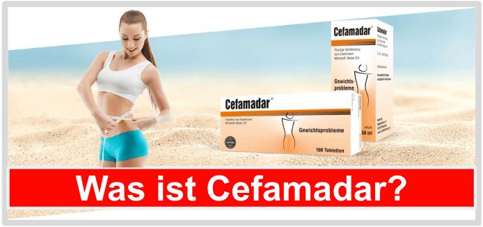 Was ist Cefamadar