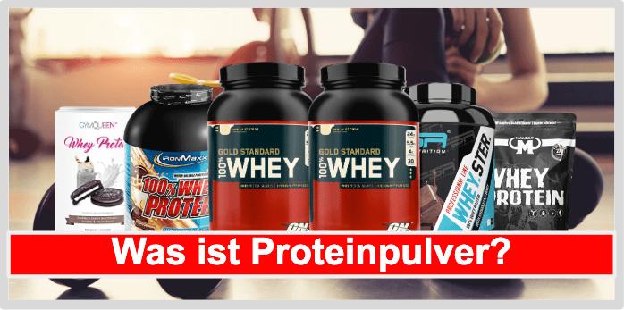 Was ist Proteinpulver